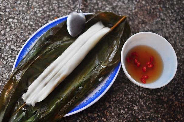 Bánh tẻ Phú Nhi Sơn Tây